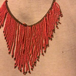 Jewelry - Coral necklace